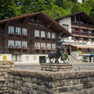 Hotel Pictures: Hotel Weisses Kreuz, Brienz