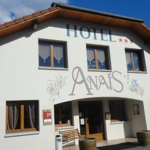 Hotel Pictures: Anais Hotel, Viviers-du-Lac