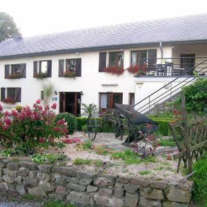 Fotografie hotelů: Hotel La Crémaillère, Bras-Haut