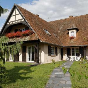 Hotel Pictures: Gîte Roland Geyer, Nothalten