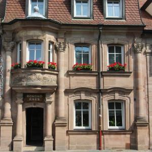 Hotelbilleder: Hotel Rokokohaus, Erlangen