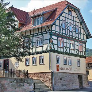 Hotelbilleder: Rhönhotel Sächsischer Hof, Dermbach