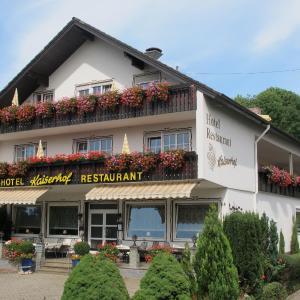 Hotelbilleder: Hotel & Restaurant Kaiserhof, Bad Bellingen