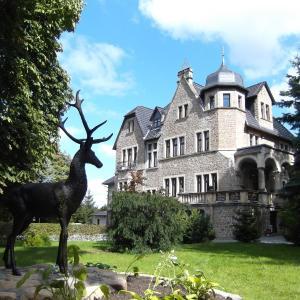 Hotel Pictures: Schlosshotel Stecklenberg, Thale