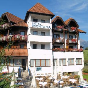 Fotos de l'hotel: Hotel Montana, Arzl im Pitztal