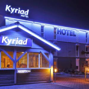 Hotel Pictures: Hotel Kyriad Montauban, Montauban