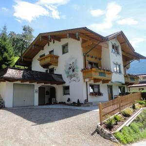 Zdjęcia hotelu: Ferienwohnung Huamatl, Ramsau im Zillertal