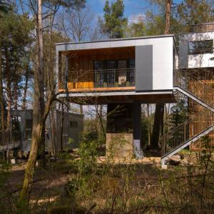 Hotellikuvia: Baumhaus Lodge Schrems, Schrems