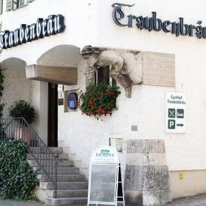 Hotelbilleder: Hotel Gasthof Traubenbräu, Krumbach
