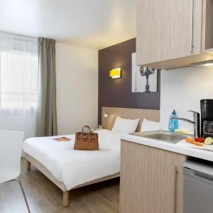 Hotel Pictures: Aparthotel Adagio Access Paris Clichy, Clichy