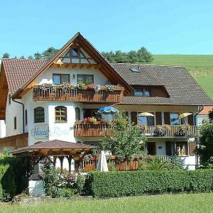 Hotelbilleder: Pension Rose, Oberharmersbach
