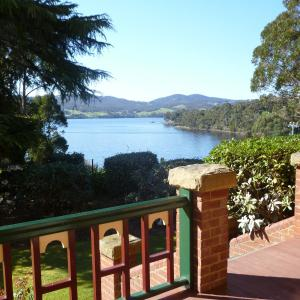 酒店图片: Donalea Bed and Breakfast & Riverview Apartment, Castle Forbes Bay
