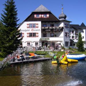 Zdjęcia hotelu: Schlosshotel Seewirt, Turracher Hohe