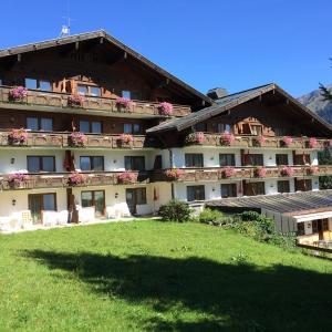 ホテル写真: Suitehotel Kleinwalsertal, ヒルシュエック