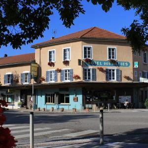 Hotel Pictures: Hôtel Des Alliés, Pont-d'Ain