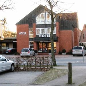 Hotelbilleder: Einfelder Hof garni, Neumünster