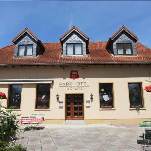 Hotelbilleder: Parkhotel Wörlitz, Oranienbaum-Wörlitz