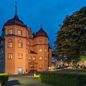 Hotelbilleder: Schloßhotel Althörnitz, Bertsdorf