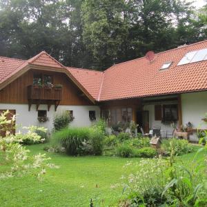 Φωτογραφίες: Ferienwohnung Landhaus Huhle, Gmunden