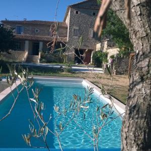 Hotel Pictures: B&B Le mas neuf des greses, Canaules-et-Argentières