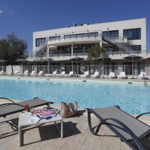 Foto Hotel: Vacancéole - Résidence Cap Med, Le Grau-du-Roi