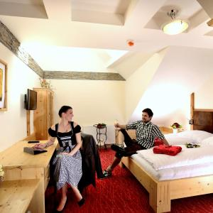 ホテル写真: Lorenzer Schlafstubn, Sankt Lorenzen im Mürztal