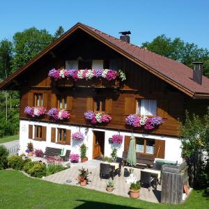 ホテル写真: Ferienwohnungen Durst Roswitha, Schattwald