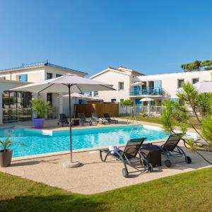 Hotel Pictures: Lagrange Vacances Les Carrelets, Saint-Palais-sur-Mer