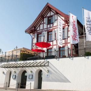 Hotel Pictures: Hotel Brauerei Frohsinn, Arbon