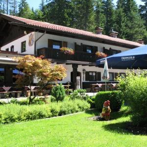 Hotelbilleder: Landgasthof Sonnenhof, Klais