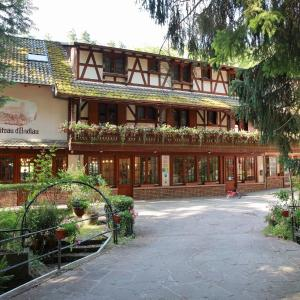 Hotel Pictures: Hôtel-Restaurant Du Château D'Andlau, Barr