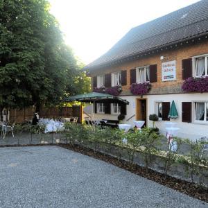 Фотографии отеля: Gasthaus Ochsen, Бильдштайн