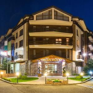 Zdjęcia hotelu: Green Wood Hotel & Spa - All Inclusive and Half Board, Bansko
