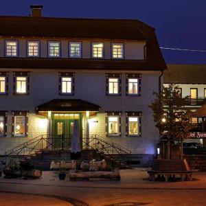 Hotelbilleder: Hotel Zum Bäcker, Udenhain