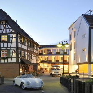 Hotelbilleder: Hotel Ritter Durbach, Durbach