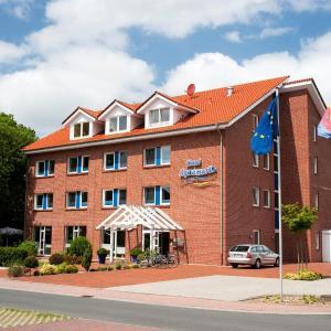 Hotelbilleder: Hotel Aquamarin, Papenburg