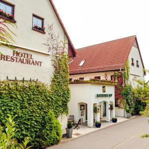 Hotelbilleder: Hotel Rathener Hof, Struppen