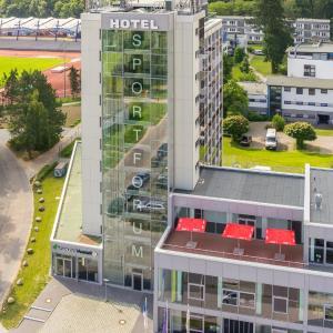 Hotelbilleder: Hotel Sportforum, Rostock