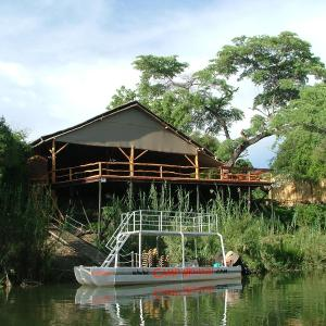 Zdjęcia hotelu: Camp Nkwazi, Livingstone