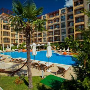 Zdjęcia hotelu: Apartcomplex Harmony Suites, Słoneczny Brzeg
