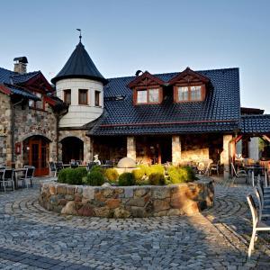 Hotel Pictures: Zámeček Kaliště, Poddubí