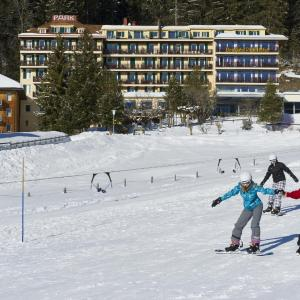 Hotel Pictures: Beausite Park Hotel, Wengen
