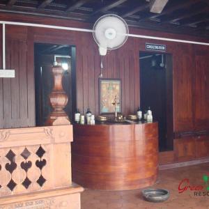 Zdjęcia hotelu: Green Palm Resort Kovalam, Kovalam