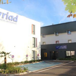 Hotel Pictures: Kyriad Saint Quentin en Yvelines - Montigny, Montigny-le-Bretonneux