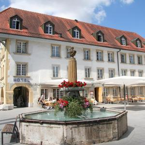 Hotel Pictures: La Couronne, Avenches