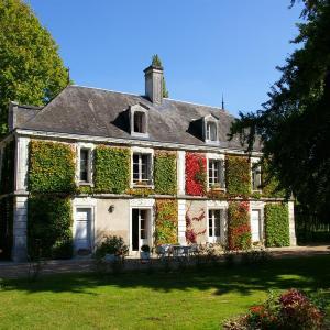 Hotel Pictures: Hostellerie du Château de l'Isle, Civray-de-Touraine