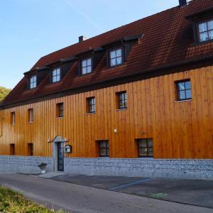 Hotelbilleder: Gelber Löwe B&B Nichtraucherhotel, Schwabach