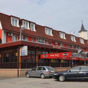 Fotografie hotelů: Hotel Euro, Odžak