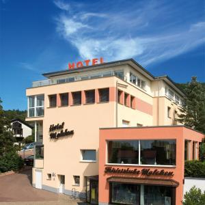 Hotel Pictures: Hotel Malchen Garni, Seeheim-Jugenheim