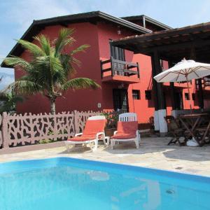 Hotelbilleder: Pousada Astro Rei, Caraguatatuba